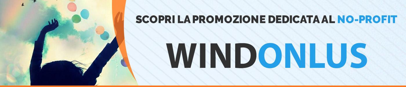 Wind per Onlus