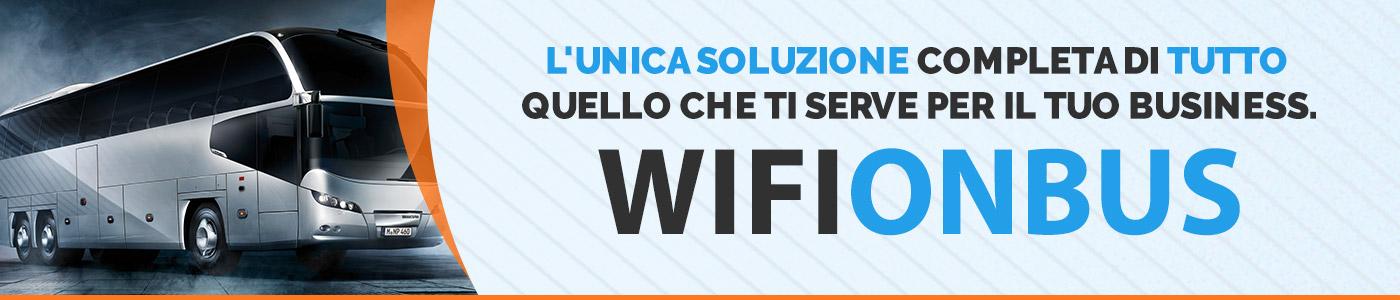 Wi-Fi on Bus